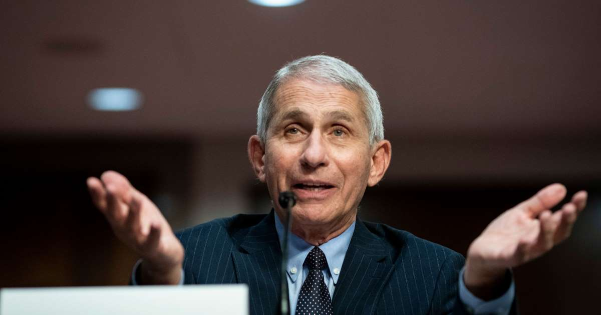 Fauci Says He Would Take COVID Vaccine Publicly, After Similar Pledges by Biden, Obama, Bush
