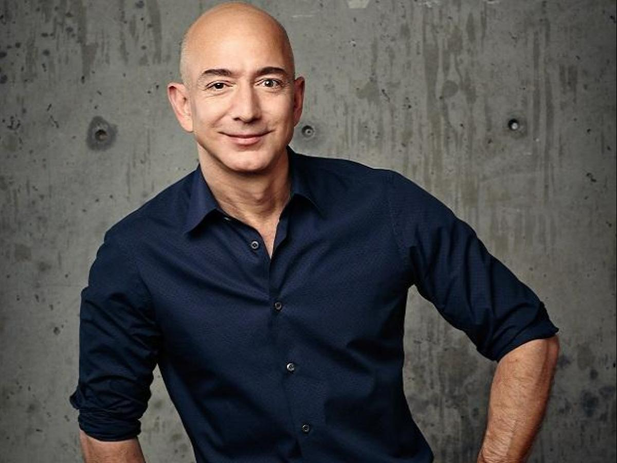 I predict that the 21st century is going to be Indian century: Jeff Bezos
